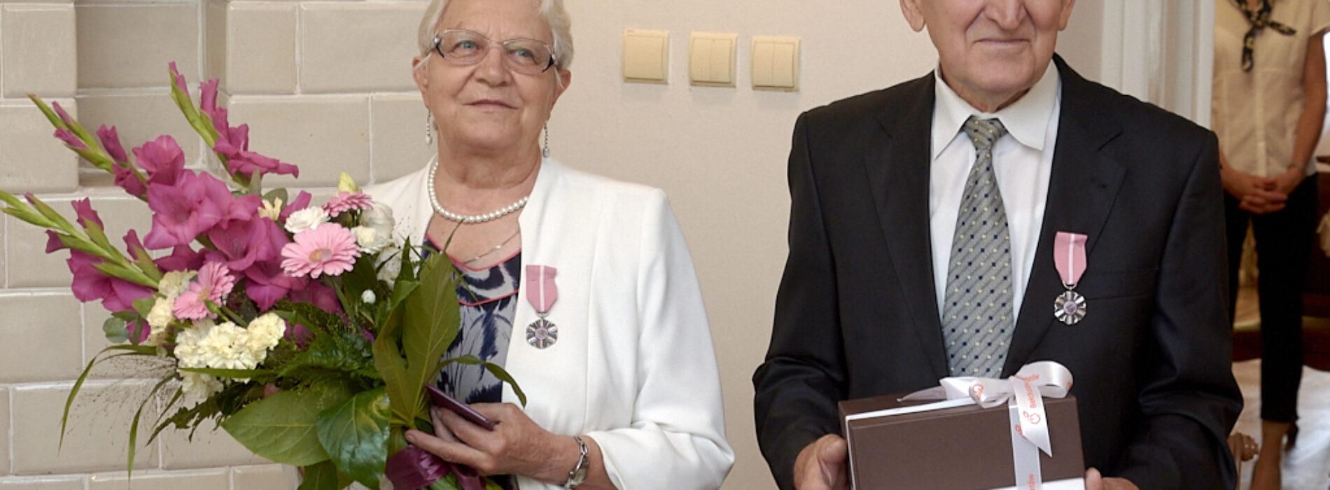 Pół wieku razem – złote gody małżonków